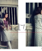 Lala Brocade Kurti Collection 2015 For Summer 2