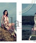 Lala Brocade Kurti Collection 2015 For Summer 7