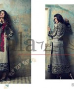 Lala Brocade Kurti Collection 2015 For Summer 8