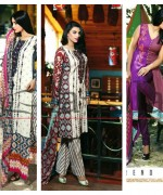 Lala Textiles Mashaal Embroidered Collection 2015 For Women