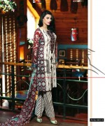 Lala Textiles Mashaal Embroidered Collection 2015 For Women0011