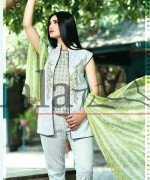 Lala Textiles Mashaal Embroidered Collection 2015 For Women004