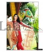 Lala Textiles Mashaal Embroidered Collection 2015 For Women006