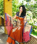 Lala Textiles Mashaal Embroidered Collection 2015 For Women008