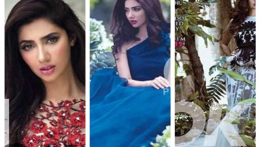 Mahira Khan Photoshoot For OK Pakistan Magazine