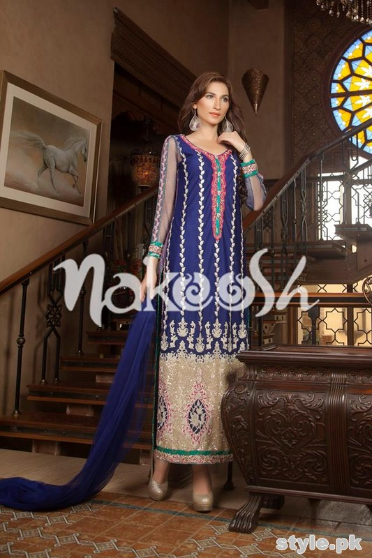 Nakoosh Summer Collection 2015 For Girls 1