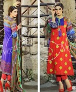 Needlez by Shalimar Lawn Dresses 2015 For Summer 7