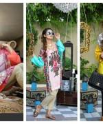 Nida Khurram Pret Summer Collection 2015 For Women