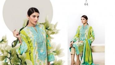 Sana Safinaz Unstitched Collection 2015 For Summer 7