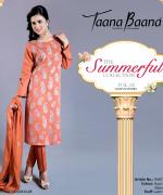 Taana Baana Summer Collection 2015 Volume 2 For Women005