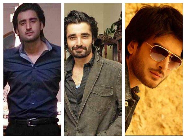 Top 5 Handsome Bachelors In Pakistani Showbiz Industry