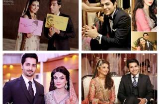 Top 5 Handsome Pakistani Grooms Of 2014