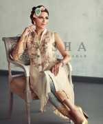 Umsha By Uzma Babar Eid Collection 2015 For Women005