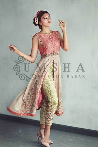 Umsha By Uzma Babar Eid Collection 2015 For Women009