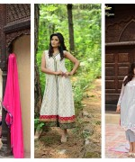 Vibgyor By Syra Eid Collection 2015 For Women
