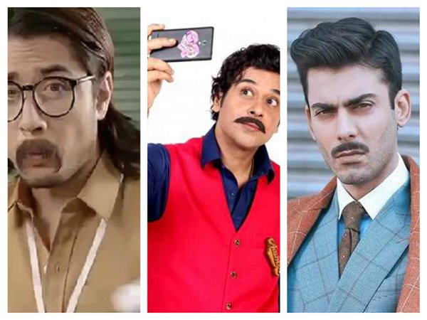 Which Pakistani Actors Rock On TV Screens With Moustaches