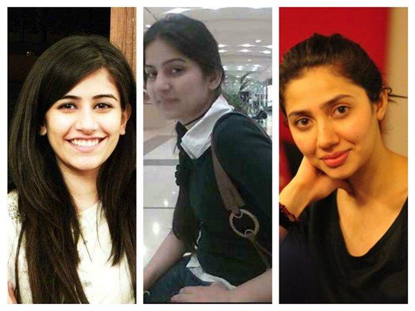 Beautiful Stani Actresses Without Makeup