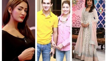Which Pakistani Female Celebrities Loose Weight After Baby Birth