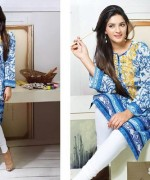 Zeen Tunic Collection 2015 For Girls 8