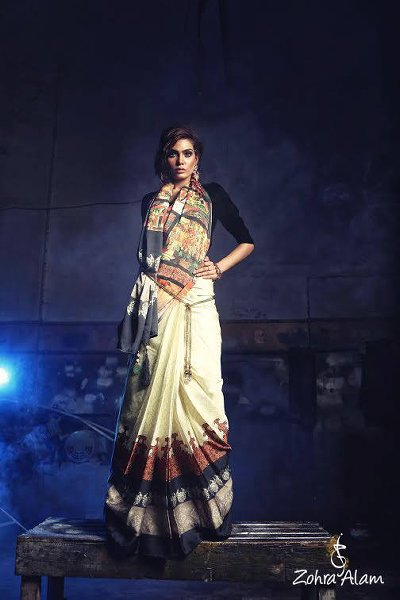 Zohra Alam Eid Collection 2015 For Women003