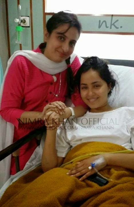 Actress Nimra Khan's survival Journey after very badly accident Back to the life (3)