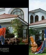 Aeisha Varsey Eid Collection 2015 For Women005
