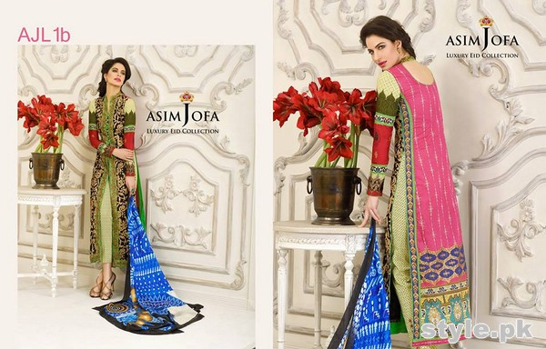 Asim Jofa Eid Collection 2015 For Women 13