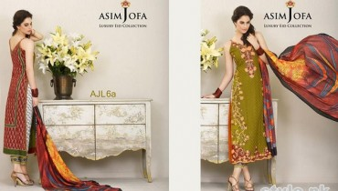 Asim Jofa Eid Collection 2015 For Women 9