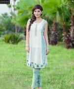 Ayesha And Usman Qamar Eid Collection 2015 For Women0010