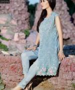 Ayesha And Usman Qamar Eid Collection 2015 For Women0011
