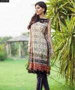 Ayesha And Usman Qamar Eid Collection 2015 For Women0013