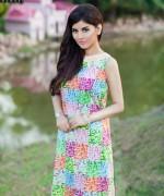 Ayesha And Usman Qamar Eid Collection 2015 For Women004
