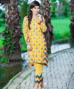 Ayesha And Usman Qamar Eid Collection 2015 For Women006