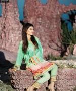 Ayesha And Usman Qamar Eid Collection 2015 For Women007
