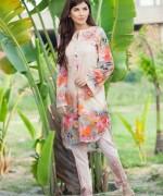 Ayesha And Usman Qamar Eid Collection 2015 For Women008