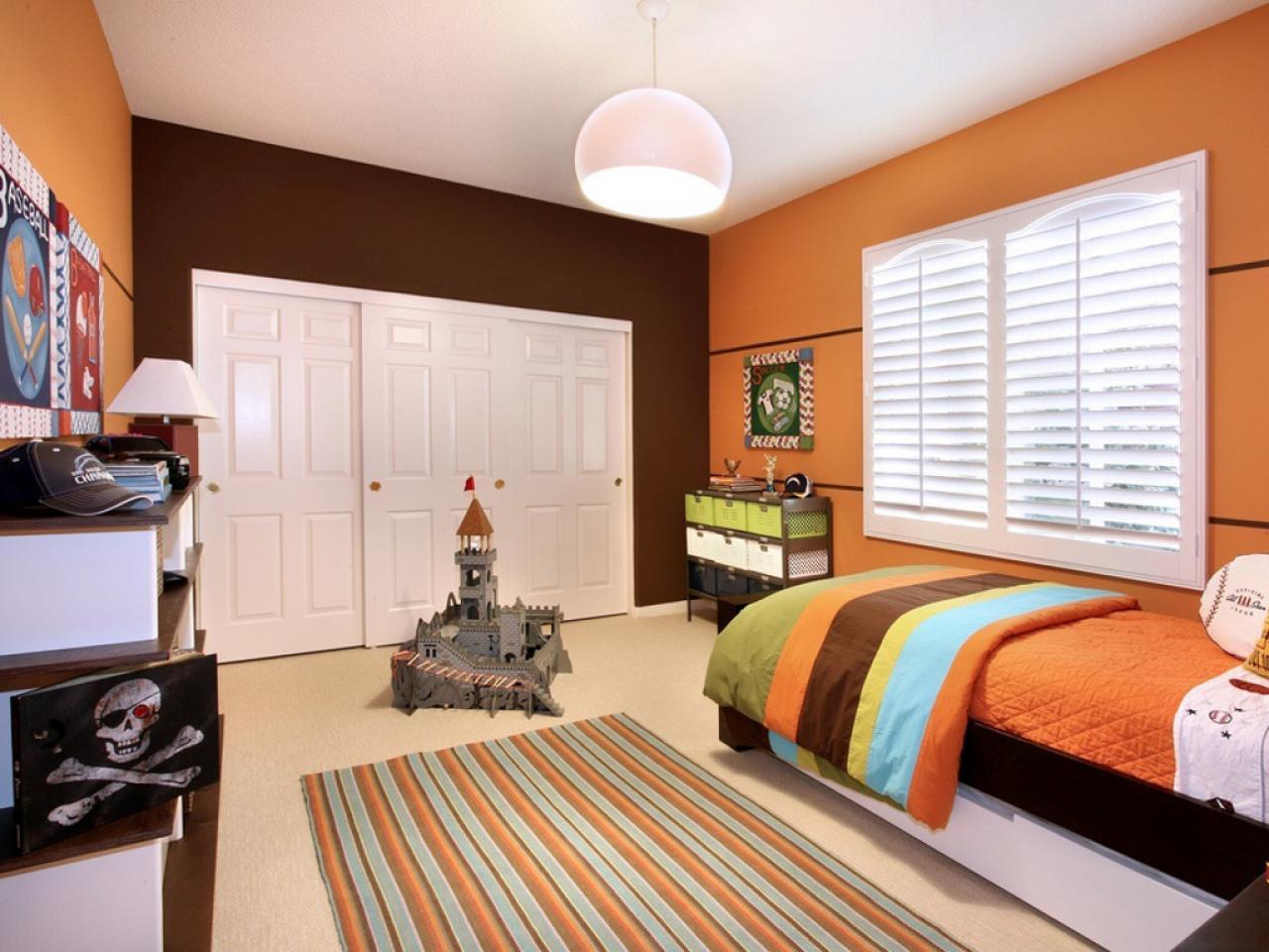 Bedroom paint for teens 3