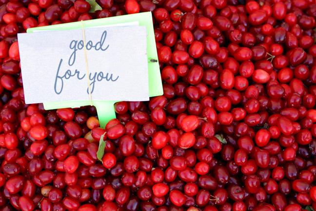 Benefits of Cranberries