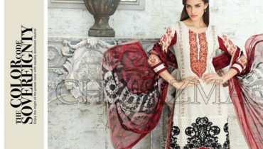 Charizma Eid Collection 2015 For Women007