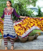 Charizma Lawn Collection 2015 Volume 2 For Women0012