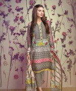 Ethnic By Outfitters Eid Collection 2015 For Women002