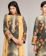 Fahad Hussayn Eid Dresses 2015 For Women 3