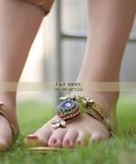Farah & Fatima Eid Footwear Collection 2015 For Women006
