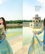 Jubilee Cloth Mills Eid Collection 2015 For Women003