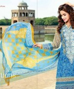Jubilee Cloth Mills Eid Collection 2015 For Women004