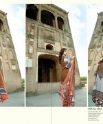 Jubilee Cloth Mills Eid Collection 2015 For Women007