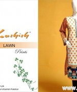 Kashish Eid Collection 2015 For Women 1