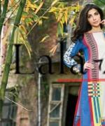 Lala Textiles Eid Collection 2015 By Sonya Battla001