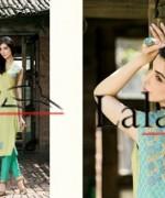 Lala Textiles Eid Collection 2015 By Sonya Battla009