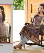 Mahnoor Embroidered Eid Dresses 2015 by Al-Zohaib Textile 6