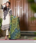 Mahnoor Embroidered Eid Dresses 2015 by Al-Zohaib Textile 7